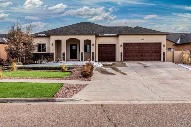 5626 Maggiano Pl, Pueblo, CO 81005 (MLS #183170) :: The All Star Team of Keller Williams Freedom Realty