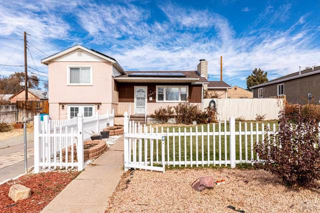 2007 W 31st St, Pueblo, CO 81008 (MLS #183188) :: The All Star Team of Keller Williams Freedom Realty