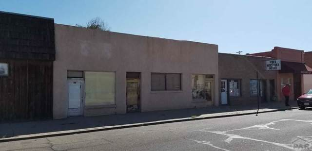 1318 E Evans Ave, Pueblo, CO 81004 (MLS #183205) :: The All Star Team of Keller Williams Freedom Realty