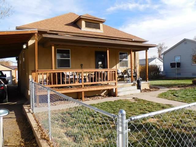 2130 Pine St, Pueblo, CO 81004 (MLS #183213) :: The All Star Team of Keller Williams Freedom Realty