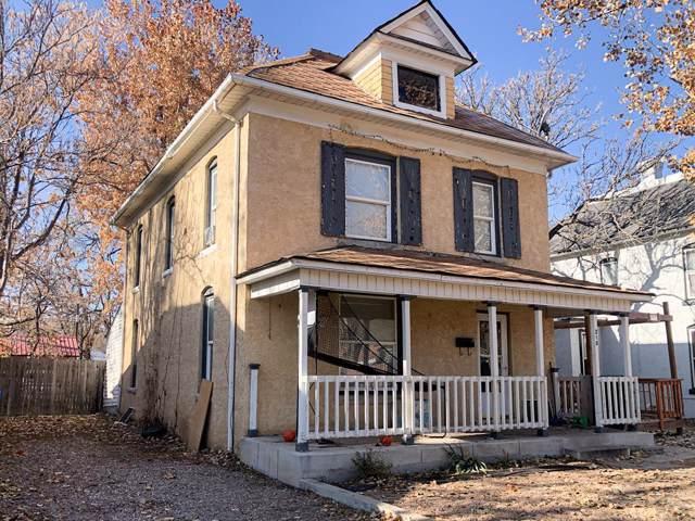 210 Veta Ave, Pueblo, CO 81004 (MLS #183223) :: The All Star Team of Keller Williams Freedom Realty