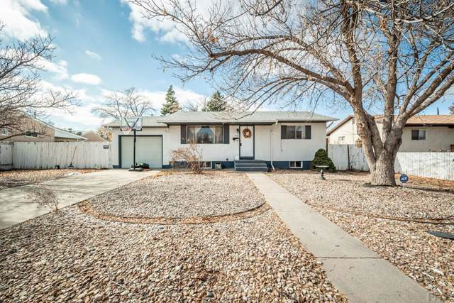 2131 Lynwood Lane, Pueblo, CO 81005 (MLS #183233) :: The All Star Team of Keller Williams Freedom Realty