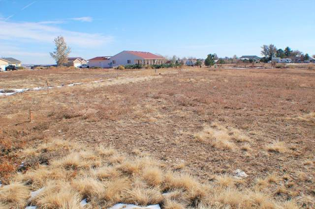 394 E Larchmont Dr #15, Pueblo West, CO 81007 (MLS #183245) :: The All Star Team of Keller Williams Freedom Realty