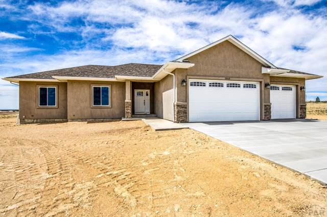 854 E Ashburn Dr, Pueblo West, CO 81007 (MLS #183260) :: The All Star Team of Keller Williams Freedom Realty