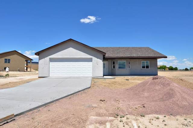 1473 E Arrowwood, Pueblo West, CO 81007 (MLS #183281) :: The All Star Team of Keller Williams Freedom Realty