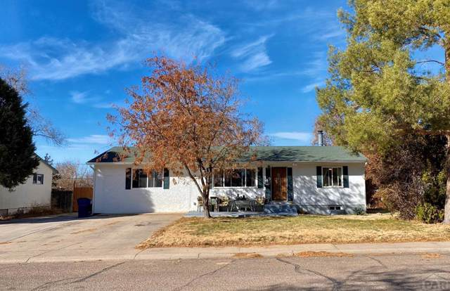 49 Caledonia Rd, Pueblo, CO 81001 (MLS #183292) :: The All Star Team of Keller Williams Freedom Realty