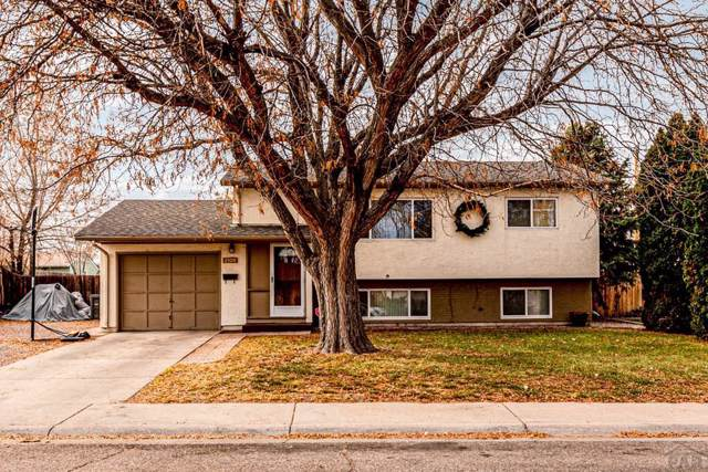 2109 Lynwood Lane, Pueblo, CO 81005 (MLS #183307) :: The All Star Team of Keller Williams Freedom Realty