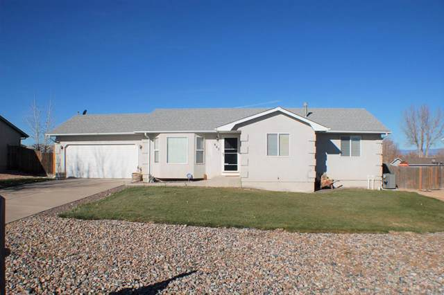645 Bayfield Ave, Pueblo West, CO 81007 (MLS #183312) :: The All Star Team of Keller Williams Freedom Realty
