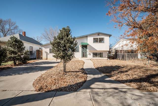 2629 Court St, Pueblo, CO 81003 (MLS #183317) :: The All Star Team of Keller Williams Freedom Realty