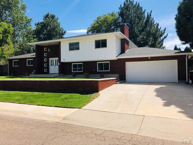 14 Heaton Place, Pueblo, CO 81001 (MLS #183359) :: The All Star Team of Keller Williams Freedom Realty