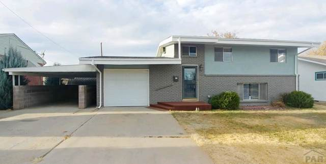 33 Stanford Ave, Pueblo, CO 81005 (MLS #183361) :: The All Star Team of Keller Williams Freedom Realty