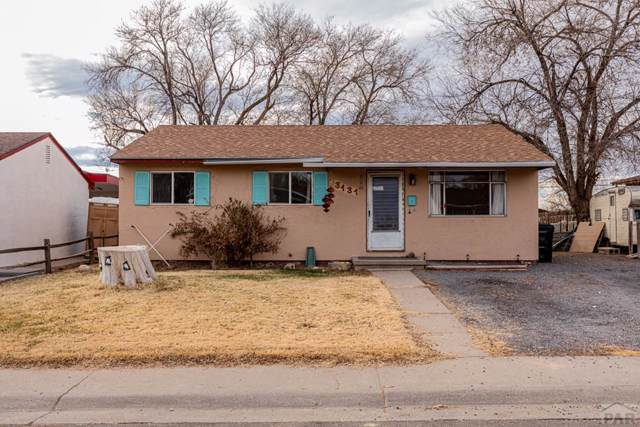 3131 Skyview Ave, Pueblo, CO 81008 (MLS #183365) :: The All Star Team of Keller Williams Freedom Realty