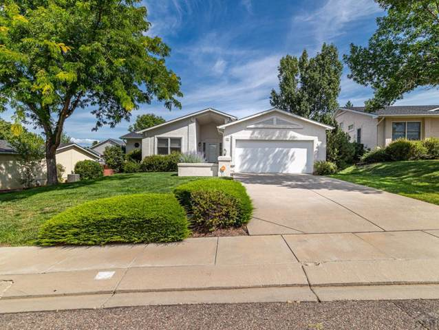 7 Brave Eagle Court, Pueblo, CO 81001 (MLS #183373) :: The All Star Team of Keller Williams Freedom Realty