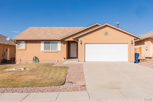 4233 Crestview Dr, Pueblo, CO 81008 (MLS #183536) :: The All Star Team of Keller Williams Freedom Realty