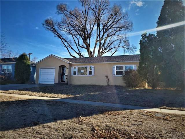1220 Constitution Rd, Pueblo, CO 81001 (MLS #183539) :: The All Star Team of Keller Williams Freedom Realty