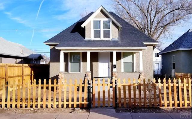 2606 Spruce St, Pueblo, CO 81004 (MLS #183542) :: The All Star Team of Keller Williams Freedom Realty