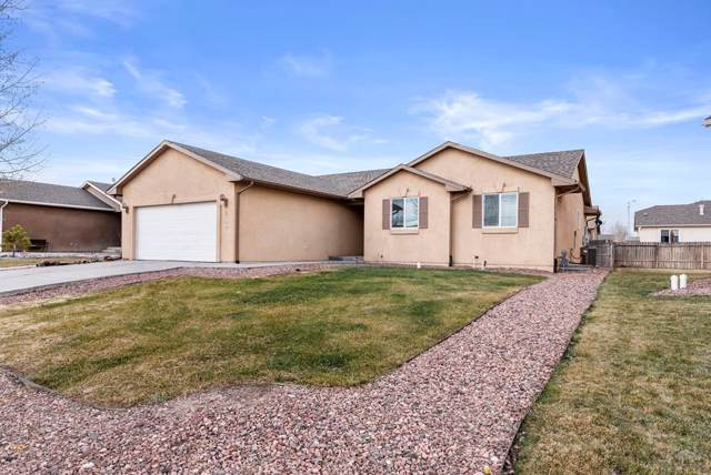 2408 Inspiration Ln, Pueblo, CO 81008 (MLS #183615) :: The All Star Team of Keller Williams Freedom Realty