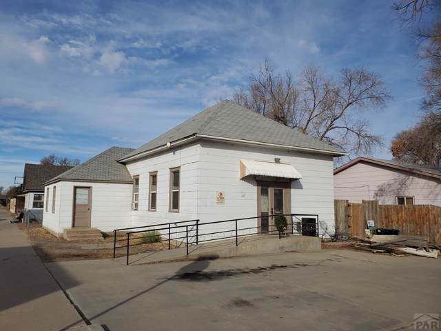 112 7th St, Fowler, CO 81039 (MLS #183633) :: The All Star Team of Keller Williams Freedom Realty