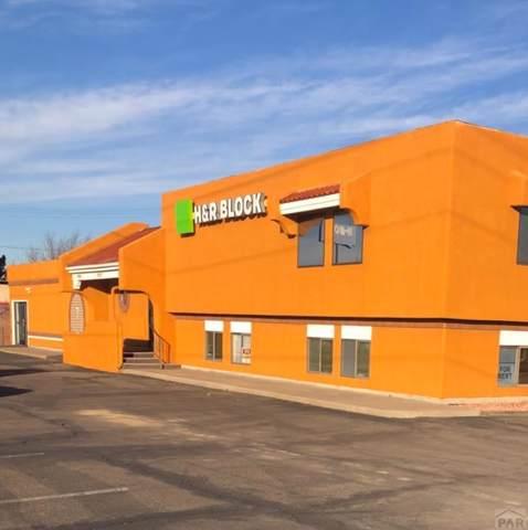 2020 S Pueblo Blvd, Pueblo, CO 81005 (MLS #183647) :: The All Star Team