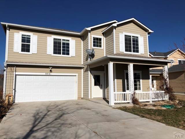 3721 Ringtail Ln, Pueblo, CO 81005 (MLS #183789) :: The All Star Team of Keller Williams Freedom Realty