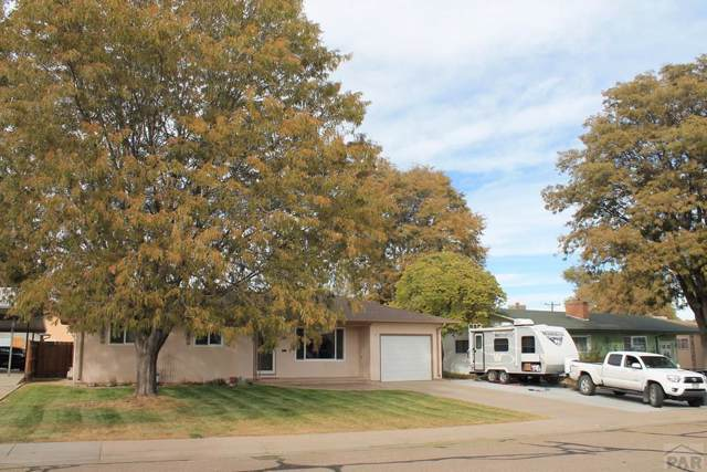 174 Cornell Circle, Pueblo, CO 81005 (MLS #183820) :: The All Star Team of Keller Williams Freedom Realty