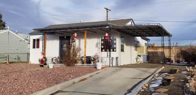 1714 Henry Ave, Pueblo, CO 81005 (MLS #183857) :: The All Star Team of Keller Williams Freedom Realty