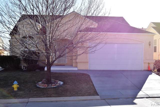 1808 Paseo Del Tesoro, Pueblo, CO 81008 (MLS #183891) :: The All Star Team of Keller Williams Freedom Realty
