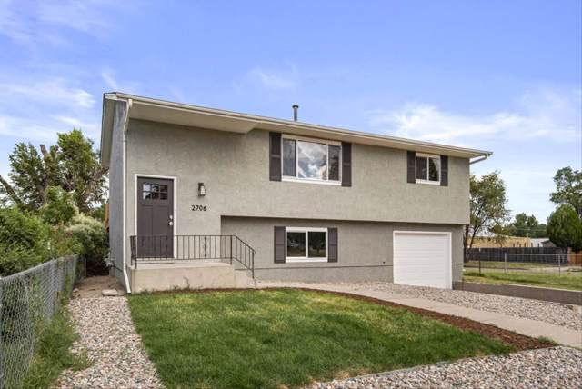2706 West St, Pueblo, CO 81003 (MLS #183933) :: The All Star Team of Keller Williams Freedom Realty
