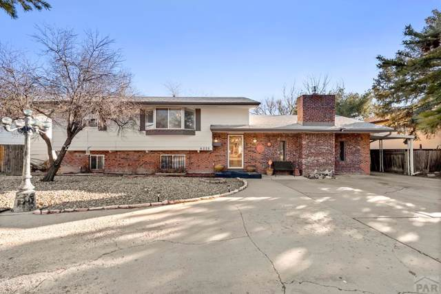 4028 Ridge Dr, Pueblo, CO 81008 (MLS #183937) :: The All Star Team of Keller Williams Freedom Realty