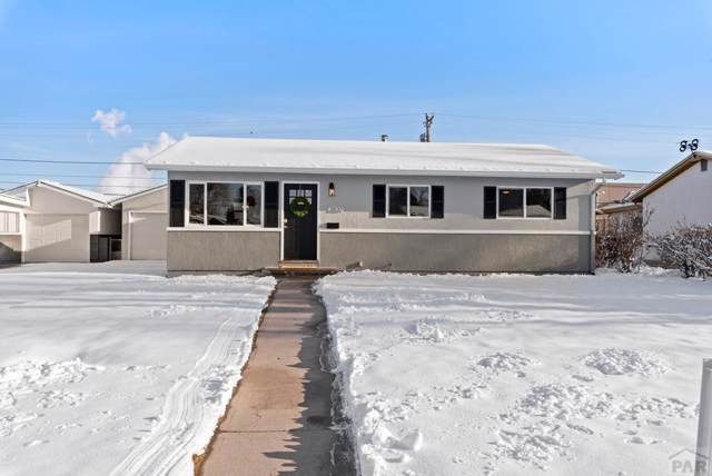 2820 Aster St, Pueblo, CO 81005 (MLS #183939) :: The All Star Team of Keller Williams Freedom Realty
