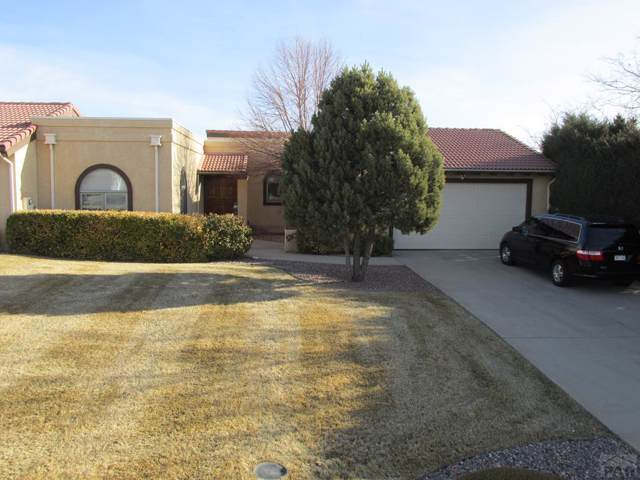 1301 Rancho Del Sol, Pueblo, CO 81008 (MLS #183942) :: The All Star Team of Keller Williams Freedom Realty