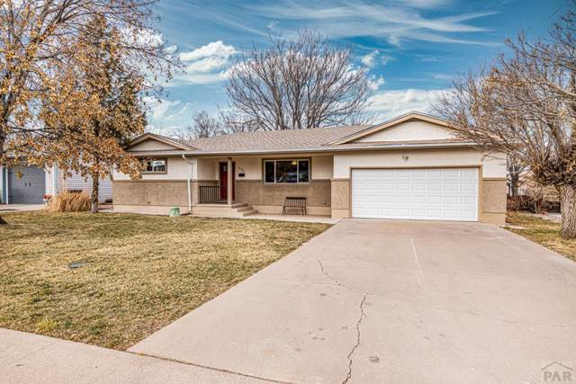 131 Baylor St, Pueblo, CO 81005 (MLS #183950) :: The All Star Team of Keller Williams Freedom Realty
