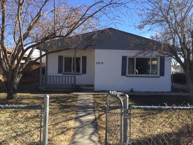 2614 3rd Ave, Pueblo, CO 81003 (MLS #183968) :: The All Star Team of Keller Williams Freedom Realty