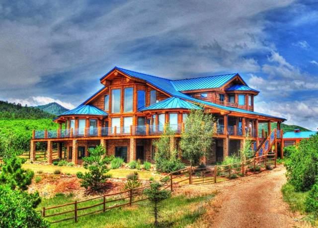 1390 Mountain Valley Rd, La Veta, CO 81055 (MLS #184006) :: The All Star Team of Keller Williams Freedom Realty