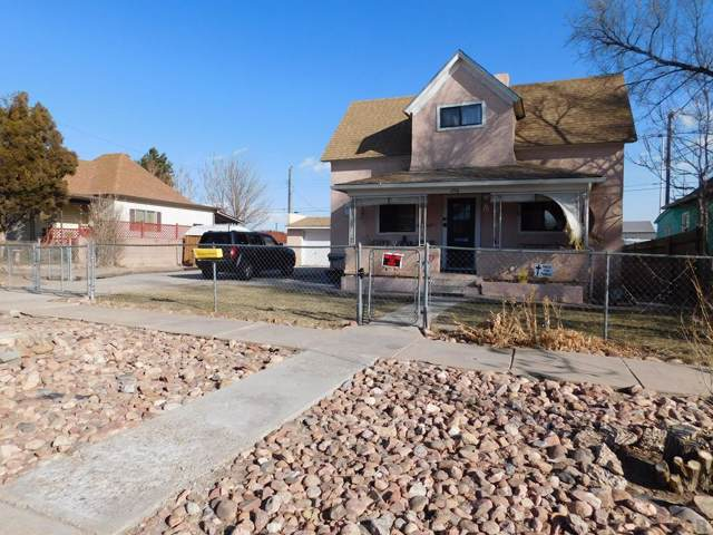 2516 E Evans Ave, Pueblo, CO 81004 (MLS #184018) :: The All Star Team of Keller Williams Freedom Realty