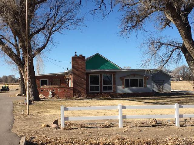 28033 County Rd 21, Rocky Ford, CO 81067 (MLS #184029) :: The All Star Team of Keller Williams Freedom Realty
