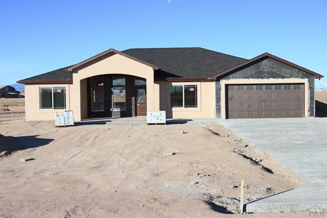 941 S Camino Santiago Dr, Pueblo West, CO 81007 (MLS #184034) :: The All Star Team of Keller Williams Freedom Realty