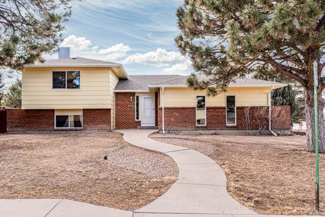 4619 Cedarweed Blvd, Pueblo, CO 81001 (MLS #184037) :: The All Star Team of Keller Williams Freedom Realty