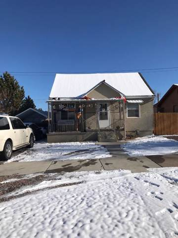 1806 E Routt Ave, Pueblo, CO 81004 (MLS #184052) :: The All Star Team of Keller Williams Freedom Realty