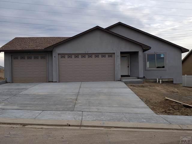 2206 Crestwood Ln, Pueblo, CO 81008 (MLS #184055) :: The All Star Team of Keller Williams Freedom Realty