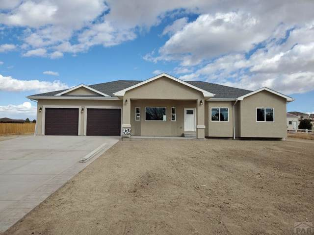 1631 W Tejon  Ave, Pueblo West, CO 81007 (MLS #184065) :: The All Star Team of Keller Williams Freedom Realty