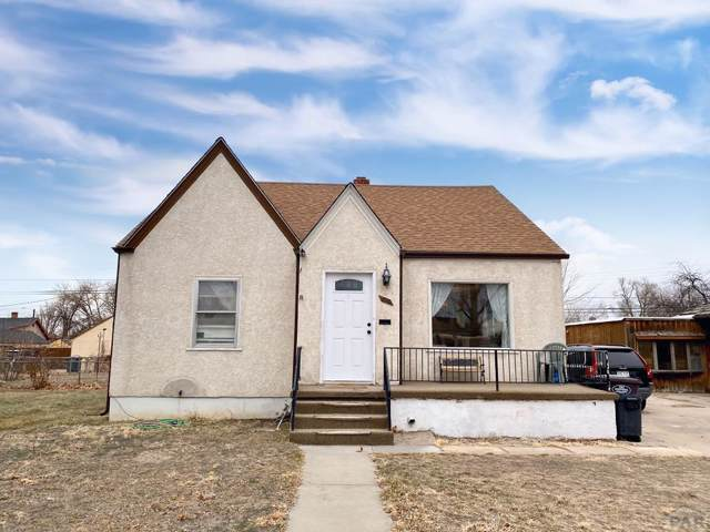 610 Gaylord Ave, Pueblo, CO 81004 (MLS #184067) :: The All Star Team of Keller Williams Freedom Realty