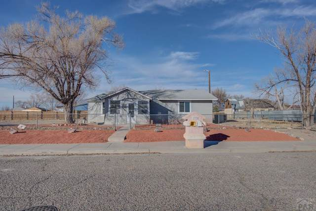 1935 W 20th St, Pueblo, CO 81003 (MLS #184069) :: The All Star Team of Keller Williams Freedom Realty
