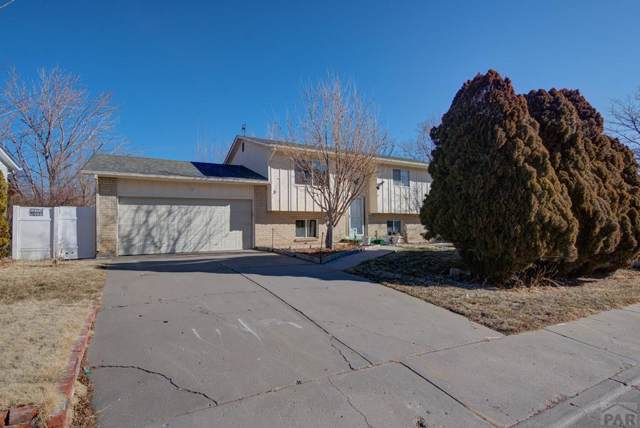 53 Massari Rd., Pueblo, CO 81001 (MLS #184072) :: The All Star Team of Keller Williams Freedom Realty