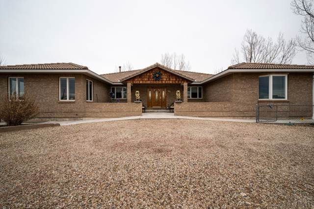 27875 County Farm Rd, Pueblo, CO 81006 (MLS #184075) :: The All Star Team of Keller Williams Freedom Realty