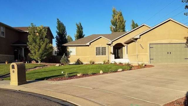 4680 Harrier Court, Pueblo, CO 81008 (MLS #184111) :: The All Star Team of Keller Williams Freedom Realty