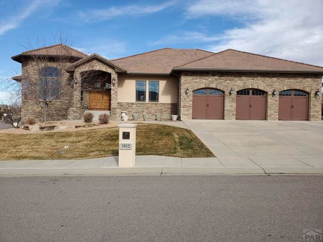 3812 Augusta Lane, Pueblo, CO 81001 (MLS #184115) :: The All Star Team of Keller Williams Freedom Realty