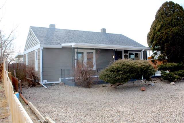 1820 E 12th St, Pueblo, CO 81001 (MLS #184163) :: The All Star Team of Keller Williams Freedom Realty