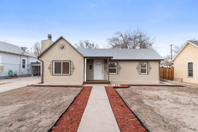1429 E 12th St, Pueblo, CO 81001 (MLS #184203) :: The All Star Team of Keller Williams Freedom Realty