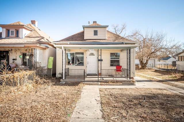 1308 Cypress St, Pueblo, CO 81004 (MLS #184222) :: The All Star Team of Keller Williams Freedom Realty